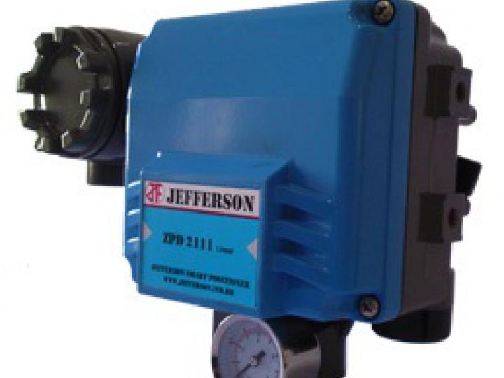 Posicionador Eletro-Pneumático
