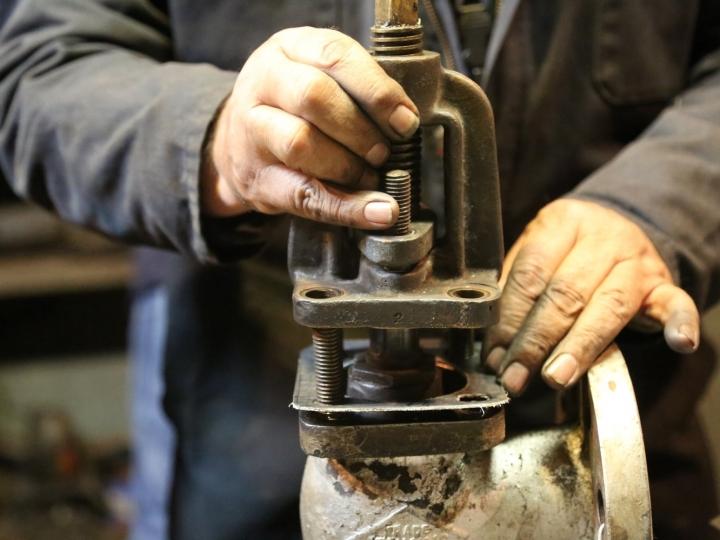 Manutenção em válvulas de segurança, gaveta, borboleta, solenoide