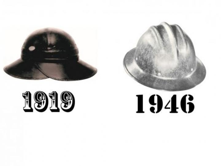 Chapéu duro gira 100; Impacto na segurança industrial nunca envelhece