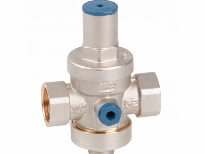 Válvula reguladora de pressão para  água