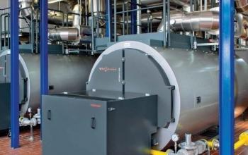 Caldeira a vapor : Tipos de calceira e suas Características.