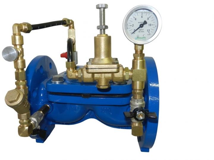 válvula redutora de pressão : O que é?