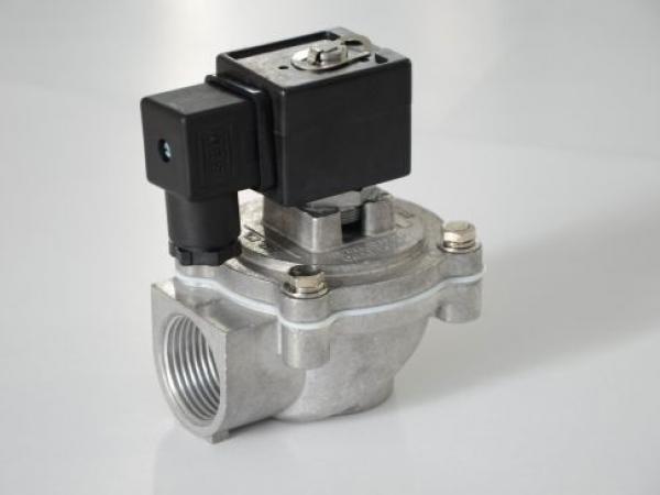 válvula solenoide de pulso para filtro manga