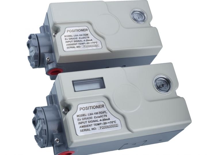 Posicionador Eletropneumático série L8A