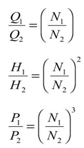 equação de potencia