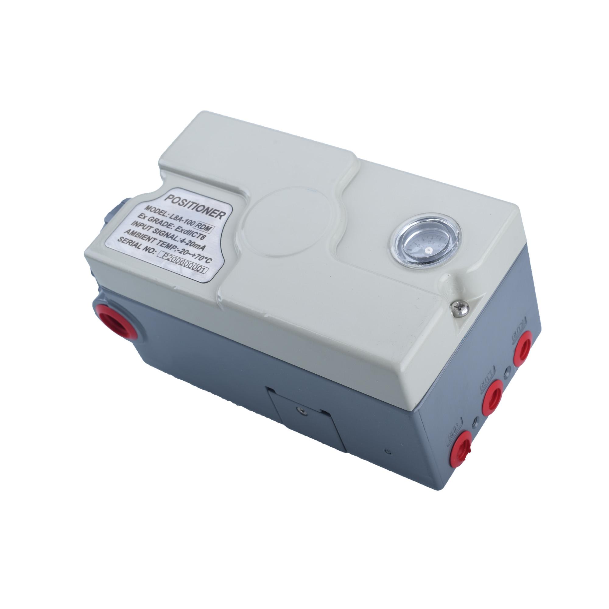Eletroposicionador L8A100-rd