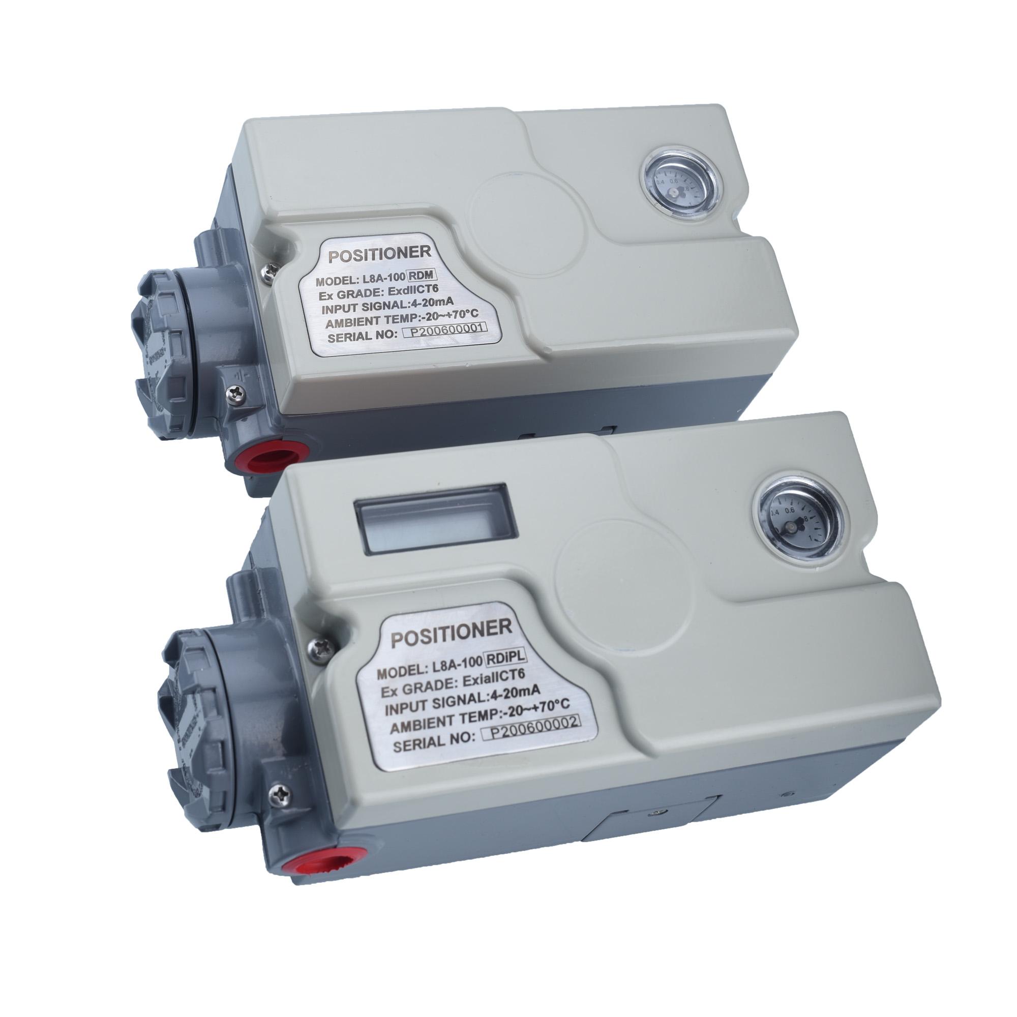 posicionador eletropneumatico smart