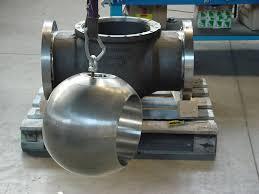 Manutenção Válvula Esfera